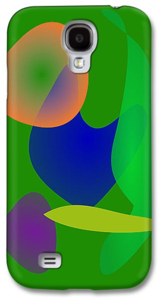 Euglena World Galaxy S4 Case by Masaaki Kimura