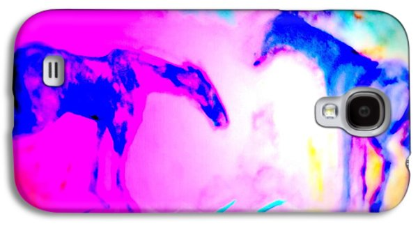Even In The Darkest Moments We Have Each Other  Galaxy S4 Case by Hilde Widerberg