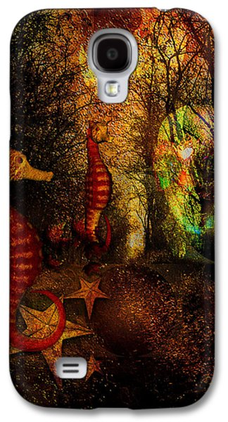 Evening Stroll Galaxy S4 Case by Mimulux patricia no