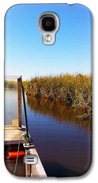 Warrior Goddess Photographs Galaxy S4 Cases - Everglades Galaxy S4 Case by Raymel Garcia