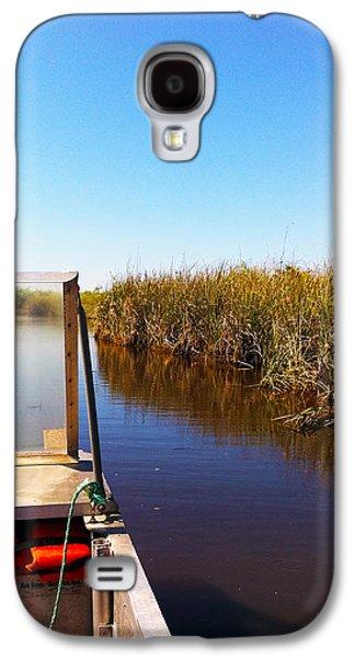 Warrior Goddess Photographs Galaxy S4 Cases - Everglades Galaxy S4 Case by Raymel Garcia