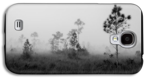 Slash Galaxy S4 Cases - Everglades5106BW Galaxy S4 Case by Rudy Umans