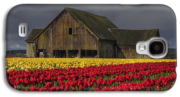 Everlasting Blooms Galaxy S4 Case by Mark Kiver