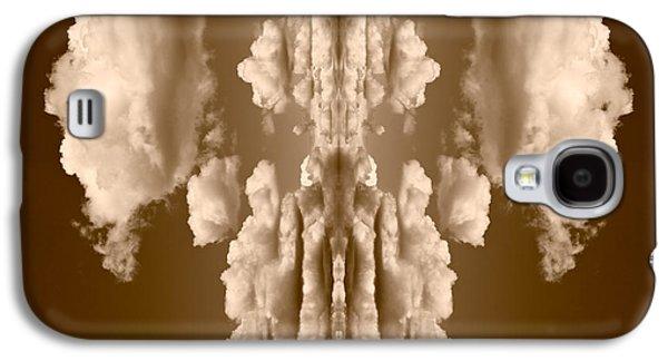 Clouds Digital Galaxy S4 Cases - Explorations II Galaxy S4 Case by Steve Gadomski