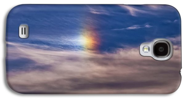 Landscape Posters Galaxy S4 Cases - Eye In The Sky Galaxy S4 Case by Chris Flees