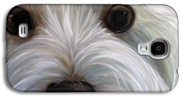Eye See You Too Galaxy S4 Case by Mary Sparrow
