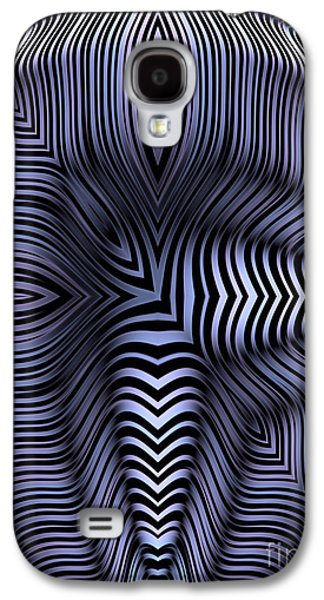 Abstracts Galaxy S4 Cases - Eyeline Galaxy S4 Case by John Edwards