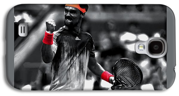 Fabio Fognini Galaxy S4 Case by Brian Reaves