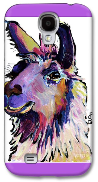 Fabio Galaxy S4 Case by Pat Saunders-White