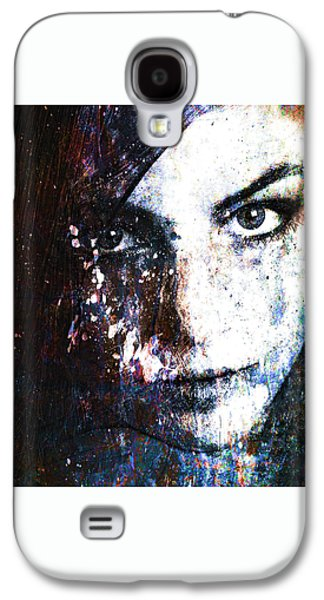 Face In A Dream Galaxy S4 Case by Marian Voicu