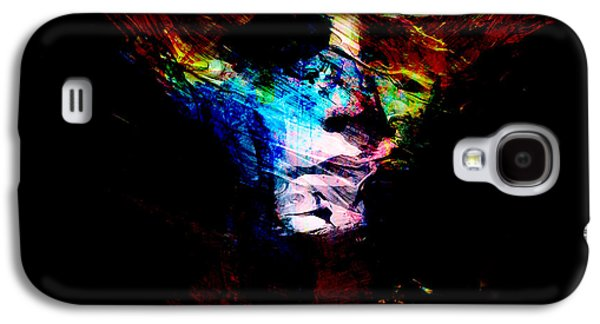Photo Manipulation Mixed Media Galaxy S4 Cases - Faceless Mind Galaxy S4 Case by Marian Voicu