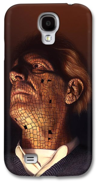 Realism Mixed Media Galaxy S4 Cases - Faceplate Galaxy S4 Case by Philip Straub