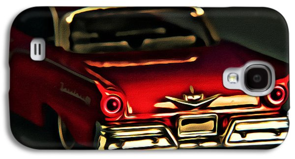 Fairlane 500 Galaxy S4 Case by Jeff  Gettis