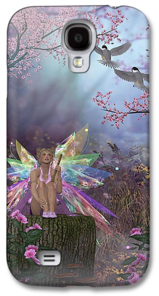 Fairy Patricia Galaxy S4 Case by Corey Ford