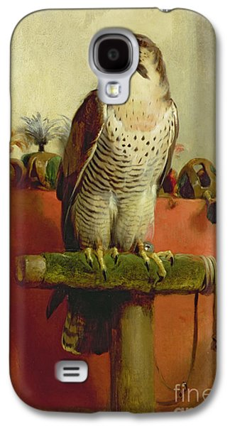 Falcon Galaxy S4 Case by Sir Edwin Landseer