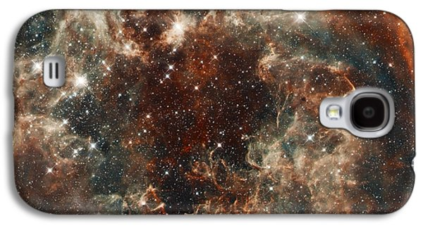 The Heavens Galaxy S4 Cases - Fall Storm Galaxy S4 Case by The  Vault - Jennifer Rondinelli Reilly