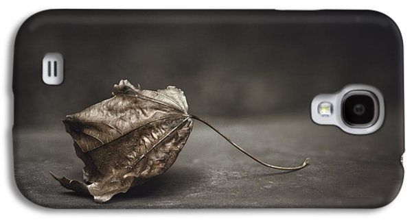 Fallen Leaf Galaxy S4 Case by Scott Norris