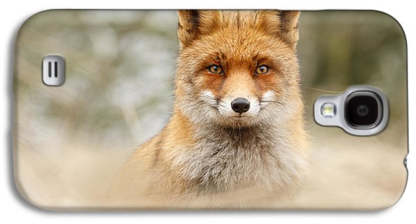 Fantastic Mr Fox Galaxy S4 Case by Roeselien Raimond