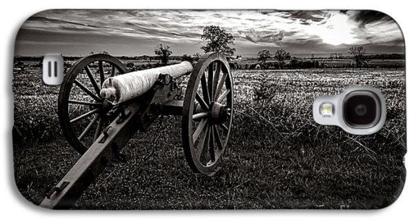 Battlefield Site Galaxy S4 Cases - Farewell to Gettysburg Galaxy S4 Case by Olivier Le Queinec