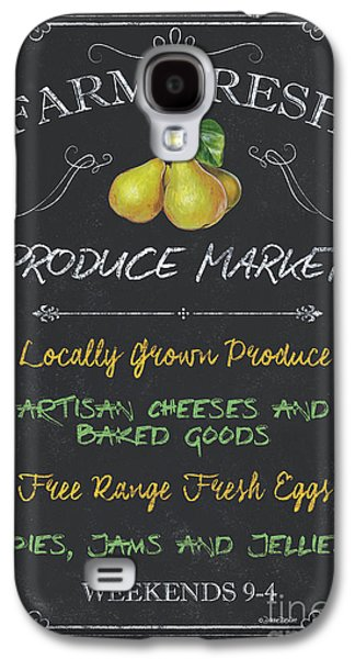 Farm Fresh Produce Galaxy S4 Case by Debbie DeWitt