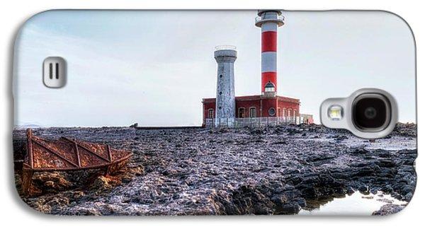 Faro El Cotillo - Fuerteventura Galaxy S4 Case by Joana Kruse