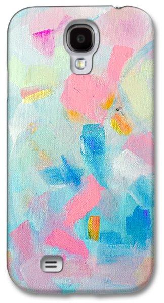 Feels Like My Birthday Galaxy S4 Case by Jazmin Angeles