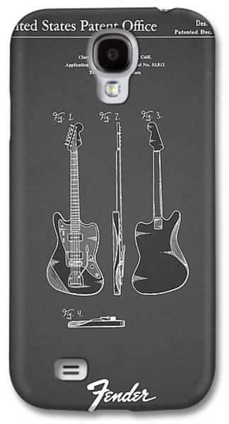 Music Photographs Galaxy S4 Cases - Fender Electric Guitar 1959 Galaxy S4 Case by Mark Rogan