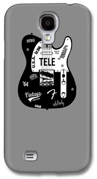 Fender Telecaster 64 Galaxy S4 Case by Mark Rogan
