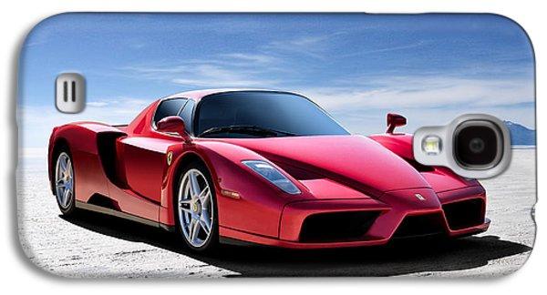 Performance Galaxy S4 Cases - Ferrari Enzo Galaxy S4 Case by Douglas Pittman