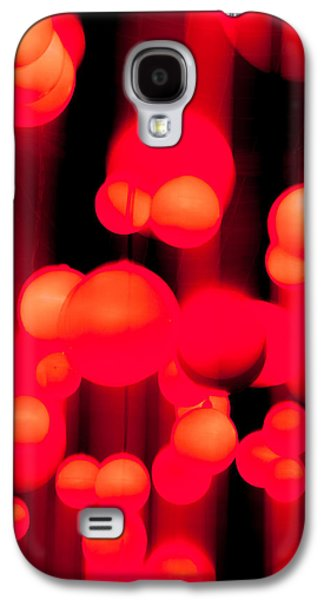 Connect Photographs Galaxy S4 Cases - Fever Pitch Galaxy S4 Case by Az Jackson