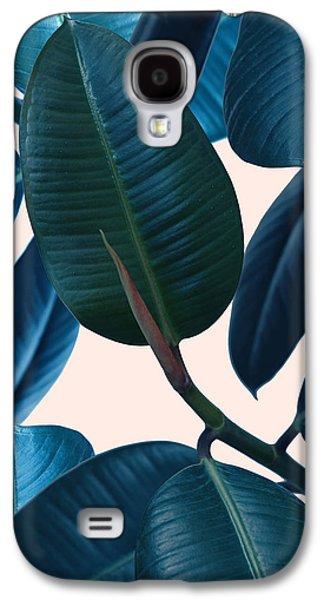 Ficus Elastica 2 Galaxy S4 Case by Mark Ashkenazi