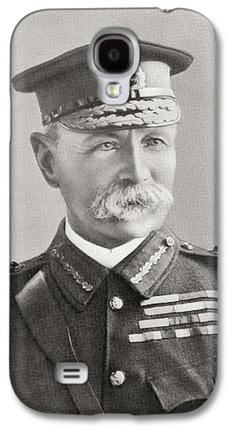 Commander In Chief Galaxy S4 Cases - Field Marshal Frederick Sleigh Roberts Galaxy S4 Case by Ken Welsh