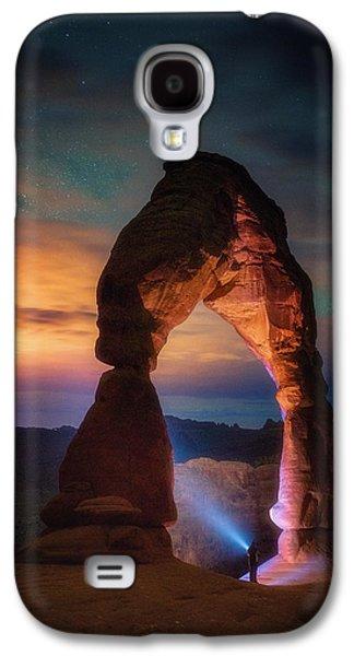 Finding Heaven Galaxy S4 Case by Darren White