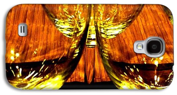 Eye-catching Galaxy S4 Cases - Fine Wine And Dine 3 Galaxy S4 Case by Will Borden
