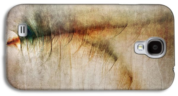 Fire Walk With Me Galaxy S4 Case by Scott Norris