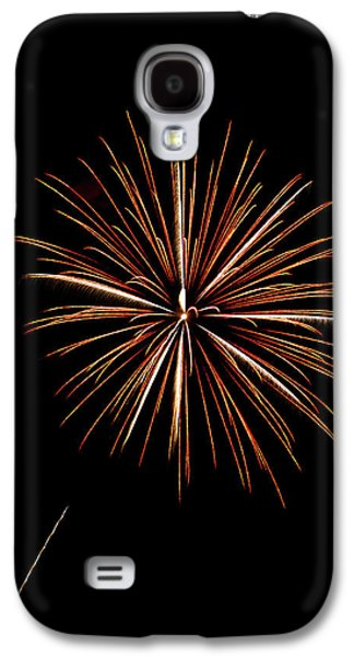 4th July Galaxy S4 Cases - Fire Works Galaxy S4 Case by Gary Langley