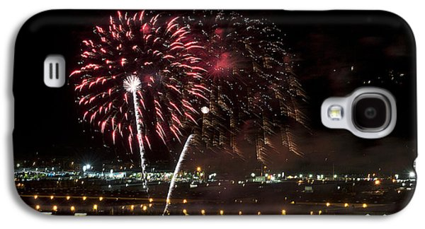 4th July Galaxy S4 Cases - Fireworks13 Galaxy S4 Case by MAK Imaging