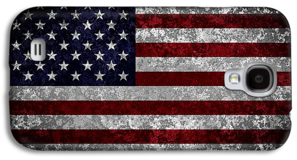Flag Of Usa Galaxy S4 Cases - Flag of the United States Galaxy S4 Case by Martin Capek