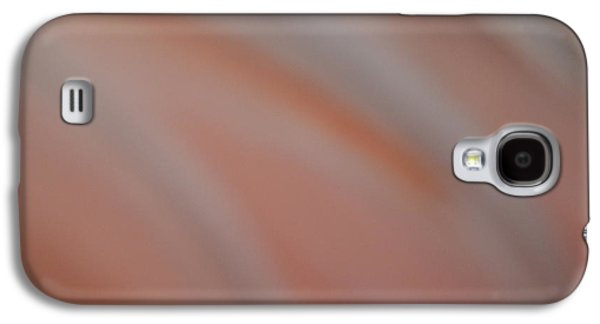 Abstract Nature Galaxy S4 Cases - Flamingo Sunset - darkness  Galaxy S4 Case by Andrea Elliott
