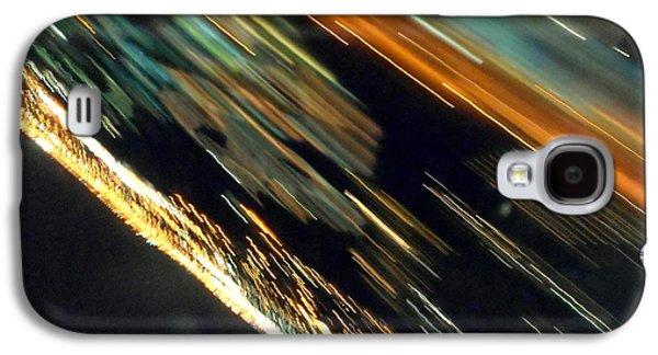 Jet Star Paintings Galaxy S4 Cases - Fleeting Galaxy S4 Case by Dietmar Scherf
