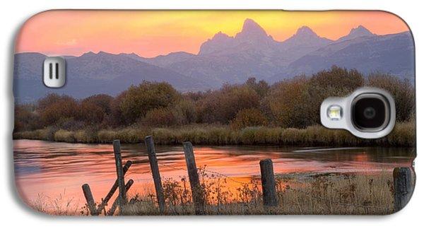 Idaho Photographs Galaxy S4 Cases - Fleeting Moments Galaxy S4 Case by Idaho Scenic Images Linda Lantzy