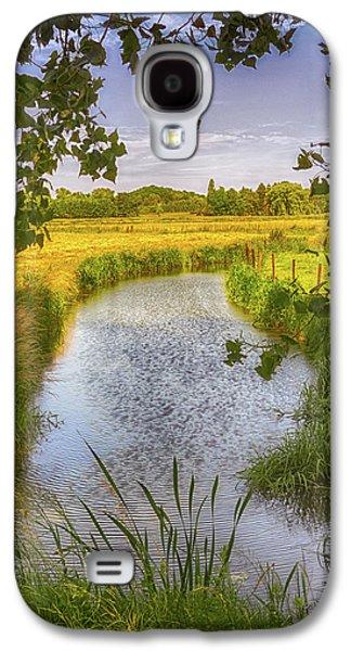 Flemish Creek Galaxy S4 Case by Wim Lanclus