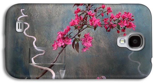 Fleur Galaxy S4 Case by Manfred Lutzius