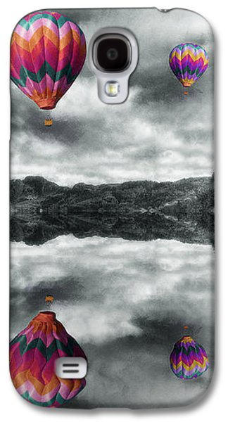 Sun Galaxy S4 Cases - Floating Dreams Galaxy S4 Case by Ian Mitchell