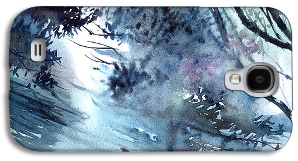 Flooding Galaxy S4 Case by Anil Nene