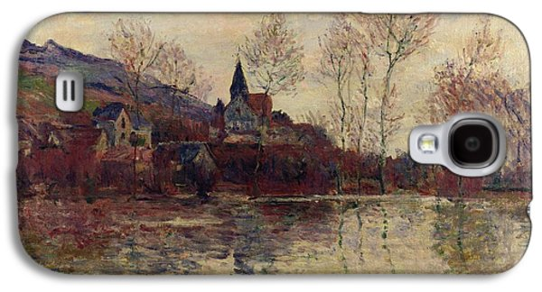 Floods At Giverny Galaxy S4 Case by Claude Monet