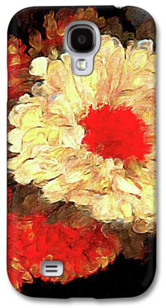 Botanical Galaxy S4 Cases - Flora Barcelona Galaxy S4 Case by Susan Maxwell Schmidt