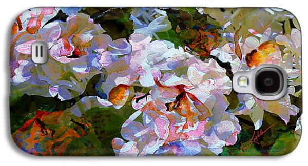 Artography Galaxy S4 Cases - Floral Fiction 2 Galaxy S4 Case by Hanne Lore Koehler