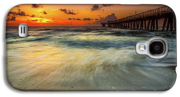 Florida Breeze Galaxy S4 Case by Edgars Erglis