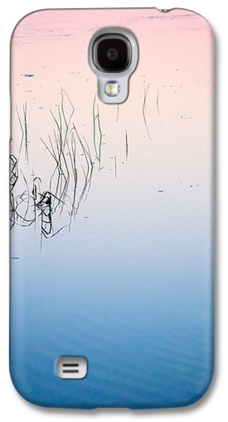 Sunset Abstract Galaxy S4 Cases - Florida Tranquility Galaxy S4 Case by Parker Cunningham